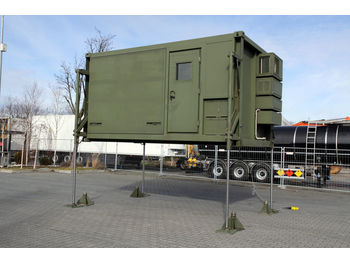 ARMPOL / Military container body / NEW / UNUSED / 2020 - τροχόσπιτο τρέιλερ