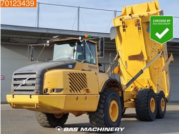 Volvo A35E Tailgate - Heckklappe - ADT - αρθρωτό φορτηγό