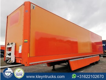 Επικαθήμενο κόφα Krone 2 AXLE DRYLINER ephicas back doors