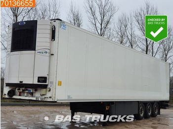 Schmitz Cargobull Bi-/Multitemp 3 axles Tail Lift Vector 1950mt Dividing wall - επικαθήμενο ψυγείο