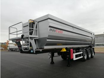 Επικαθήμενο ανατρεπόμενο MAS TRAILER TANKER HARDOX 3 Axle 32 m3 Tipper Semi Trailer From Factory