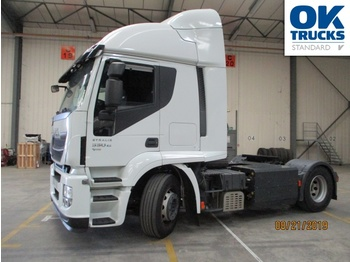 IVECO Stralis AT440S33TP CNG+LNG Euro6 Intarder Klima ZV - τράκτορας