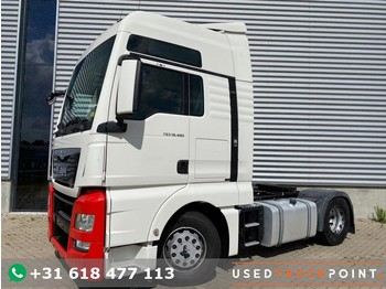 MAN TGX 18.480 XXL BLS / Intarder / New Tires / Euro 6 - τράκτορας