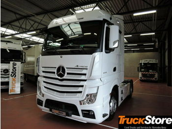 Mercedes-Benz ACTROS 2145 LS ACC-Abstand Lane-Assist Klima 4x2  - τράκτορας