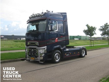 Τράκτορας Renault T HIGH 520 High Edition 301.446 km Red Bull Blue: φωτογραφία 1