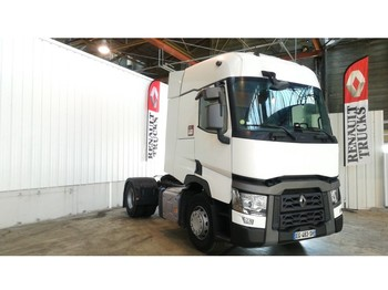 Renault Trucks T480 13L 2016 WARRANTY RENAULT TRUCKS FRANCE - τράκτορας