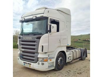 SCANIA R 420 left hand drive manual RETARDER CR19 - τράκτορας