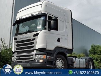 Τράκτορας Scania R450 tl 2x tank scr only