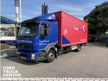 Volvo FL 240 4x2 Rigid Closed Box Euro 5 - φορτηγό κόφα