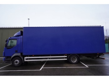 Volvo FL 240 CLOSED BOX 400.600KM MANUAL GEARBOX - φορτηγό κόφα